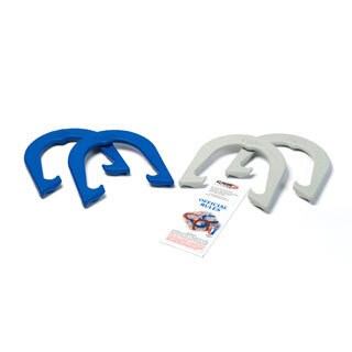 Eagle Tournament Horseshoe Set (4 Horseshoes) by St.Pierre -