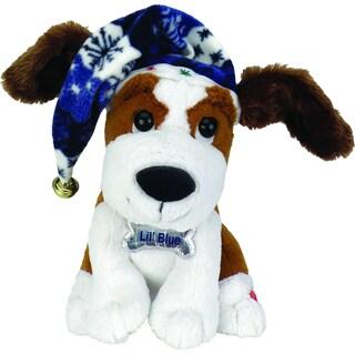 Chantilly Lane Singing Lil' Blue Dog