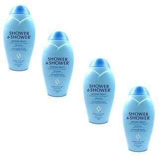 Shower to Shower Morning Fresh 8-ounce Body Powder (Pack of 4)