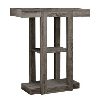 Reclaimed Dark Taupe 32-inch Console Accent Table