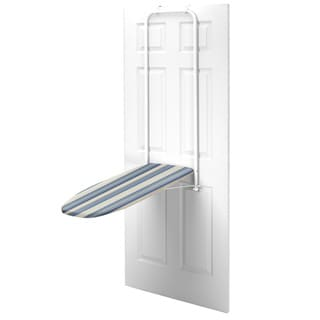 Homz Over-the-Door Ironing Board