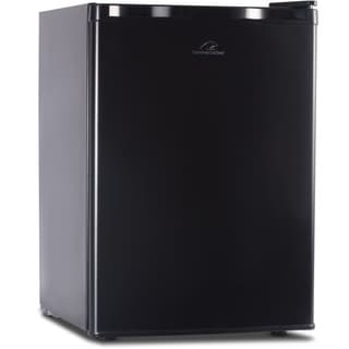 Westinghouse Black Commercial Cool 2.6 cu.ft. Refrigerator/ Freezer