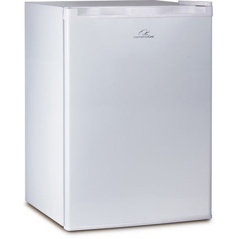CCR26W White Commercial Cool 2.6 cu.ft. Refrigerator/ Freezer