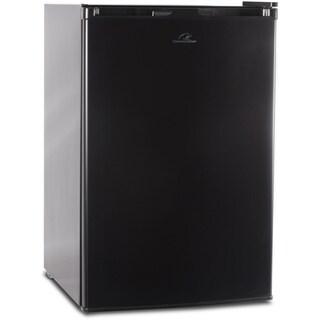 Commercial Cool Black 4.5 cu.ft. Refrigerator/ Freezer