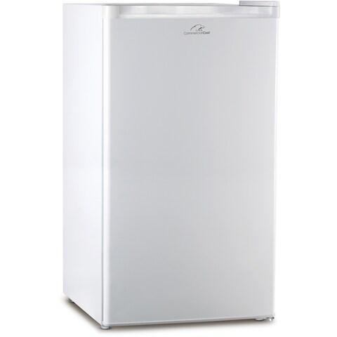 Commercial Cool White 3.2 cu.ft. 2-door Refrigerator/ Freezer