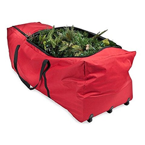 Extra Large Rolling Tree Storage Duffel