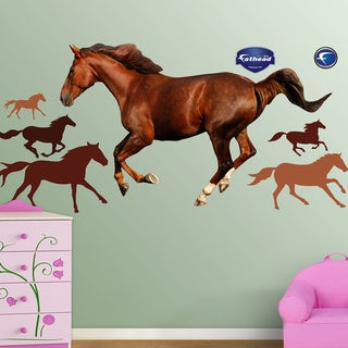 Fathead Horse Wall Decals