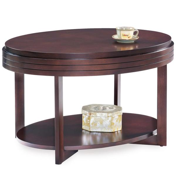 Oval Apartment Coffee Table