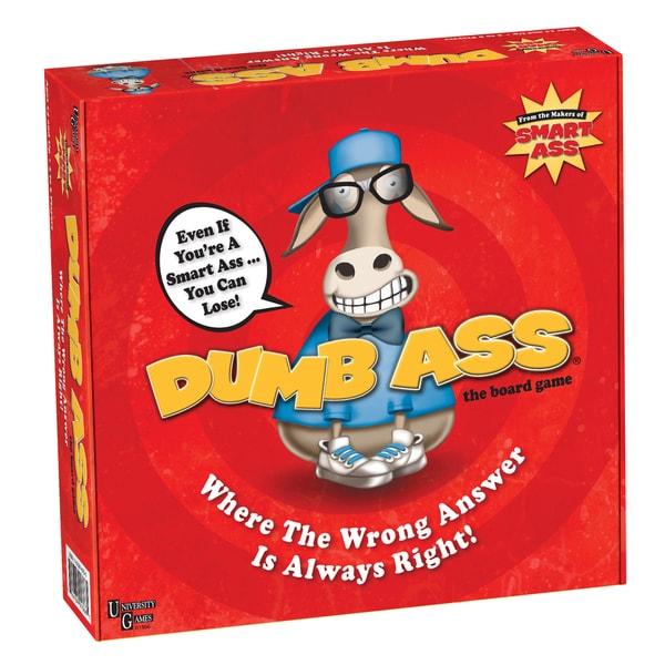 Dumb A** Board Game