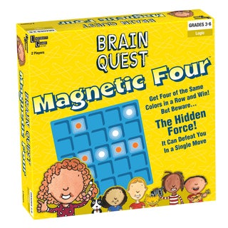 Brain Quest - Magnetic Four