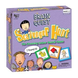 Brain Quest - Scavenger Hunt