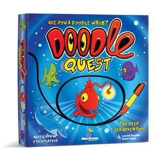 Link to Doodle Quest Similar Items in Games & Puzzles