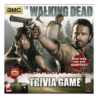 The Walking Dead Trivia Game