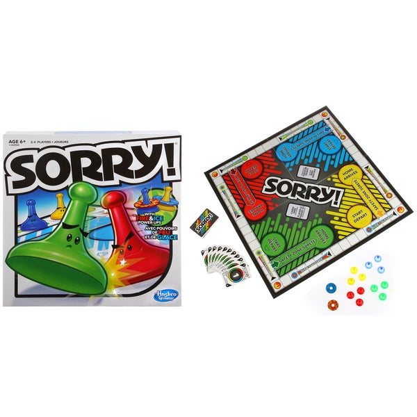 Sorry. Game