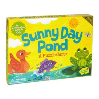 Sunny Day Pond
