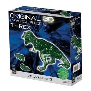 3D Crystal Puzzle - T-Rex: 49 Pcs