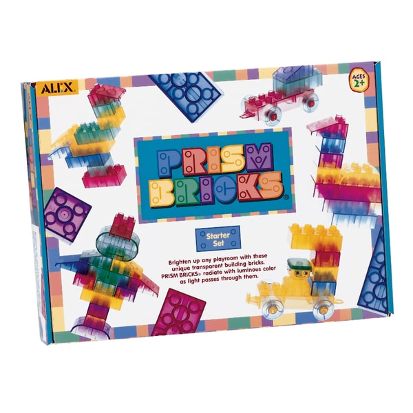 Prism Bricks Starter Set: 30 Pcs