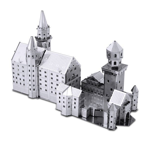 Metal Earth 3D Laser Cut Model - Neushwanstein Castle