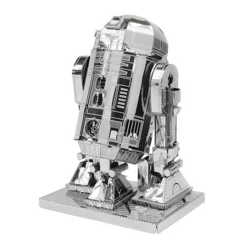 Metal Earth 3D Laser Cut Model - Star Wars: R2D2