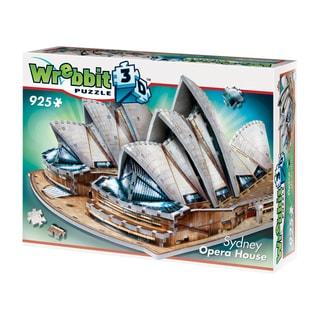 Sydney Opera House 3D Puzzle: 925 Pcs
