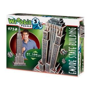 Empire State Building 3D Puzzle: 975 Pcs