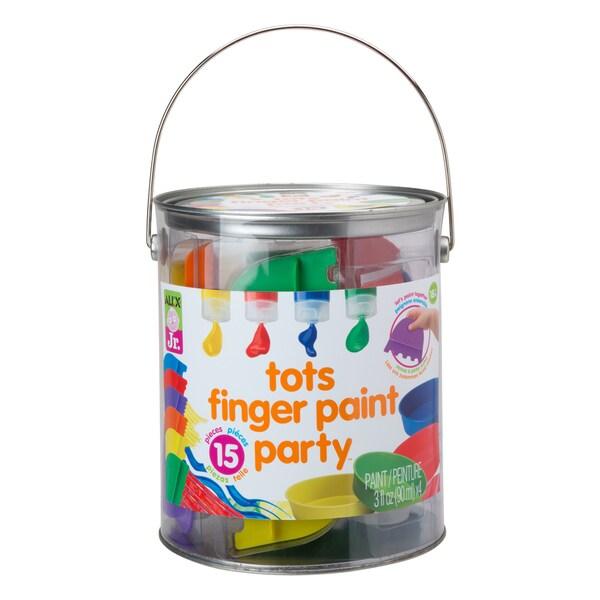 Tots Finger Paint Party
