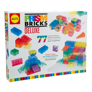 Prism Bricks Deluxe Set: 77 Pcs