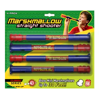 Marshmallow Classic Straight Shooter 4-pack|https://ak1.ostkcdn.com/images/products/9654963/P16837493.jpg?impolicy=medium