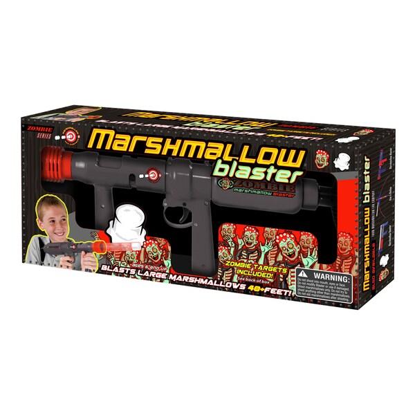 Marshmallow Zombie Blaster