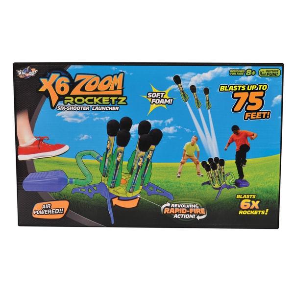 X6 Zoom Rocketz