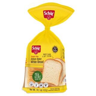 Schar Gluten-free Artisan Baker White Bread (Case of 6)
