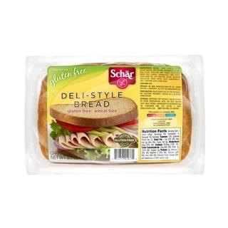 Schar Gluten-free Deli Style Bread (Case of 6)