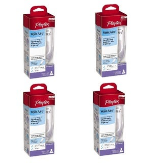 Playtex VentAire Advanced Bottle (Pack of 4)