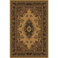 Cosmic Brown Area Rug (2' x 8')