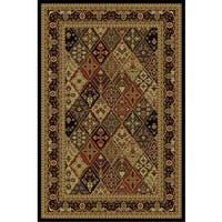 Cosmic Brown Area Rug