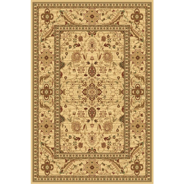 Ziggy Gold Area Rug (2' x 8')