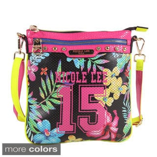 Nicole Lee '15' Print Cross-Body