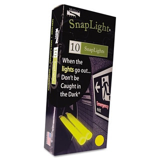 Miller's Creek Yellow Snaplights (10 Pack)