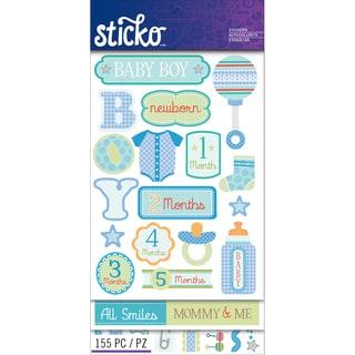Sticko Flip Pack-Baby Boy