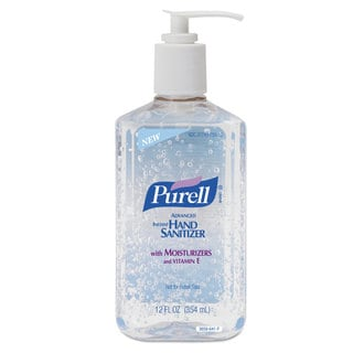 Purell Instant Hand Sanitizer Bottle