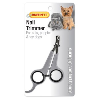 Comfort Grip Small Nail Trimmer For Dogs & Cats