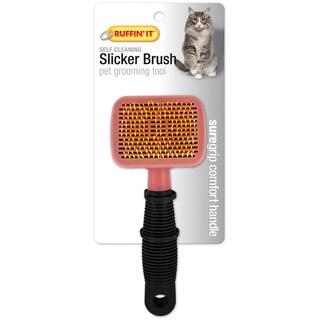 Soft Grip Self Cleaning Cat Brush