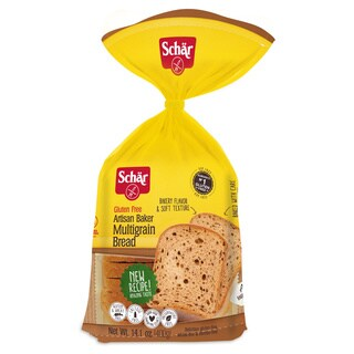 Schar Gluten-free Artisan Baker Multigrain Bread (Case of 6)