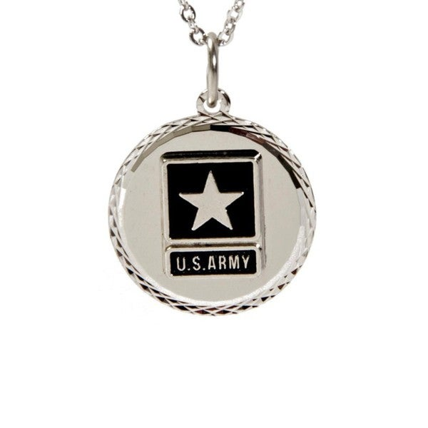 United States Army Necklace