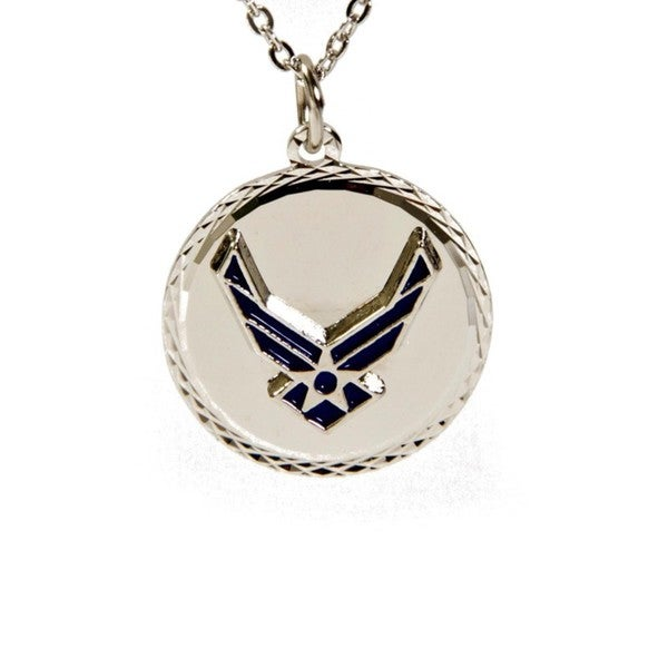 United States Air Force Necklace