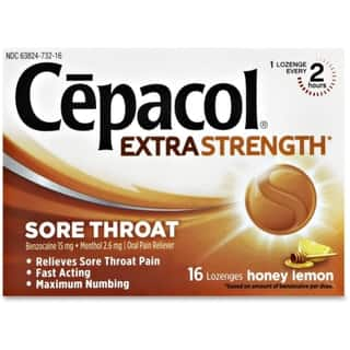 Cepacol Extra Strength Honey Lemon Lozenges (16 Count)|https://ak1.ostkcdn.com/images/products/9656911/P16839281.jpg?impolicy=medium