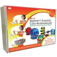 Fireworks Beginner's Essentials Glass Bead Making Kit