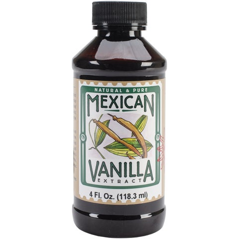 Mexican Vanilla Extract-4oz