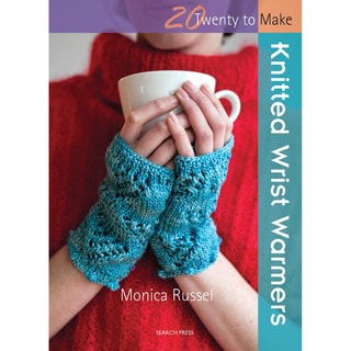 Search Press Books-20 To Make Knitted Wrist Warmers