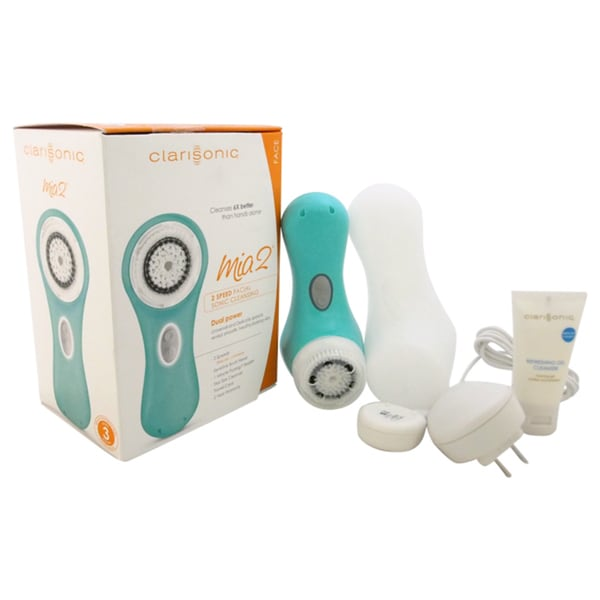 Clarisonic Mia 2 Facial Sonic Cleansing System Sea Breeze
